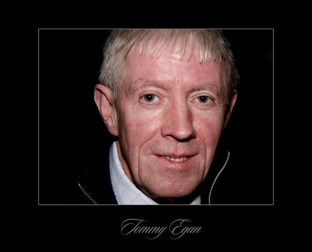 Tommy Egan