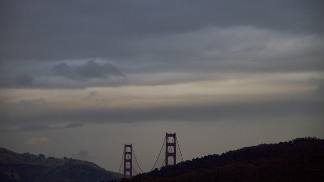 Golden Gate Bridge, San Francisco (2011)