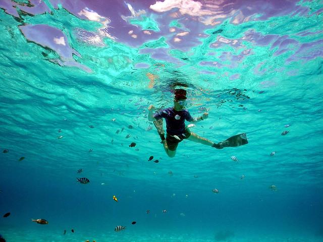 Saipan Snorkeling