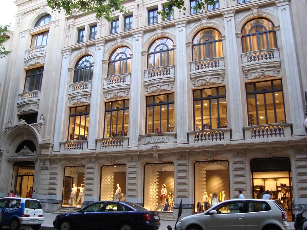 Zara stores inditex group page 10 skyscrapercity - Zara palma de mallorca ...