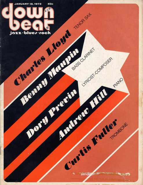 January 1973 Down Beat Magazine