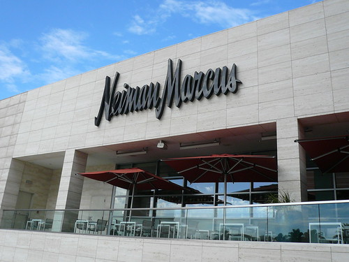 Shopping in Las Vegas at Neiman Marcus