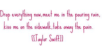 Sparks  Taylor Swift Lyrics on Taylor Swift   Lyrics   Sparks Fly   Flickr   Photo Sharing
