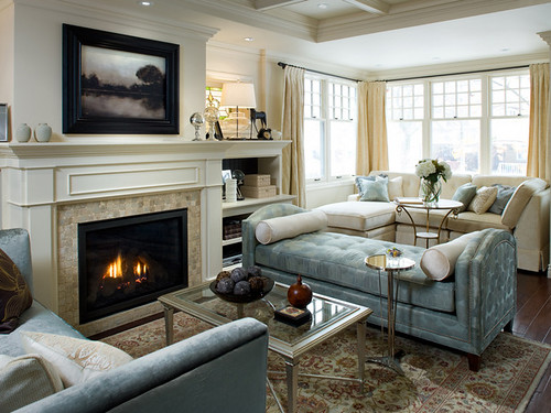 Candice Olson Fireplace Living Room