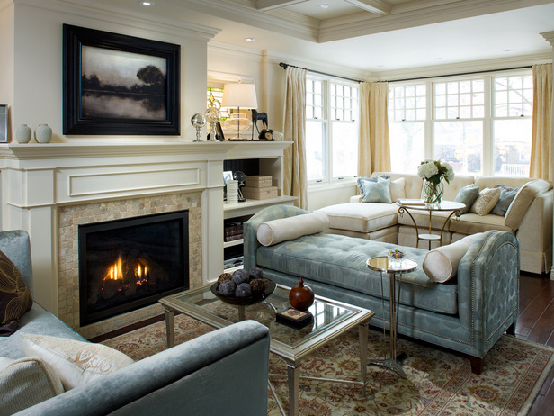 Candice olson fireplace living room a photo on flickriver - Living room makeovers by candice olson ...