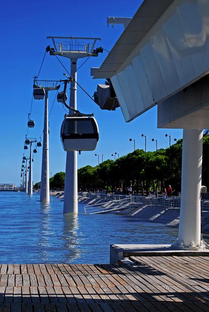 Day 4: Cable Car, Lisbon