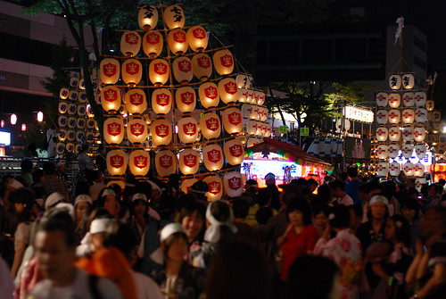 japan night matsuri akita 秋田 kanto まつり dsc9286 竿灯