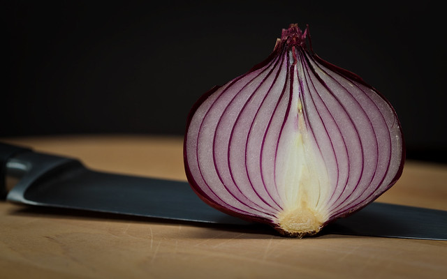 onion - desktop background wallpaper