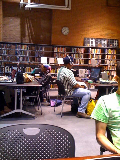 Laming @ Library