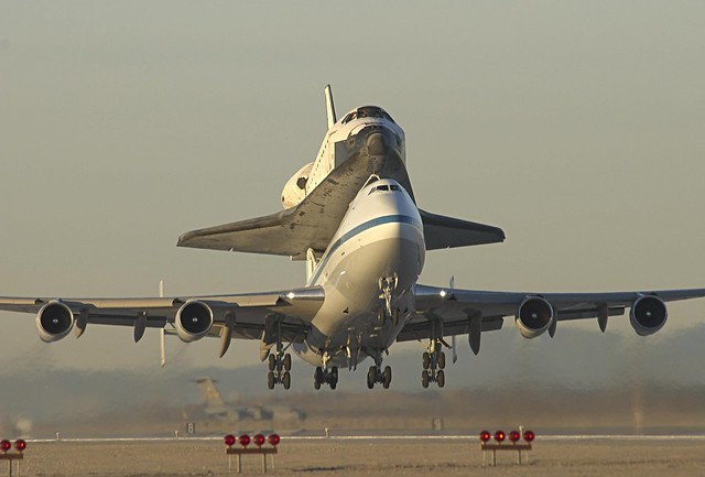 space shuttle transport plane - photo #30