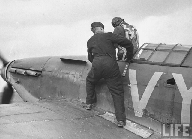 DMP-DD163 RAF HURRICANE