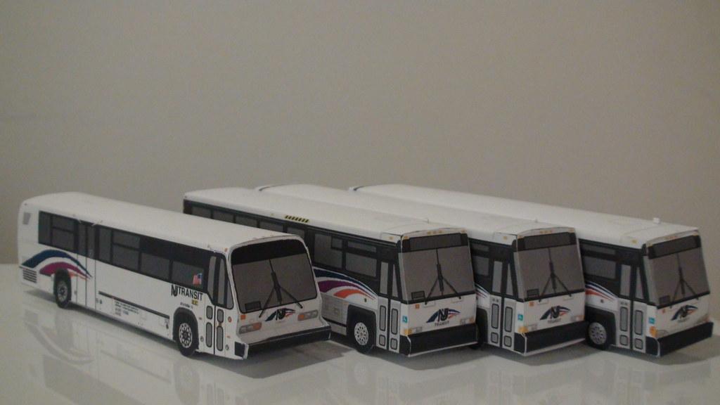 Nj Transit Buses Toy Wwwgenialfotocom