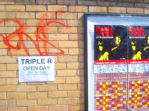 RRR Open day