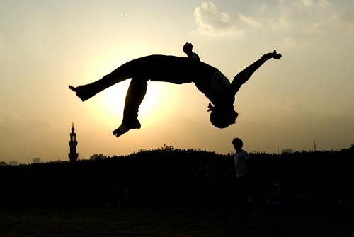 Parkour Egypt
