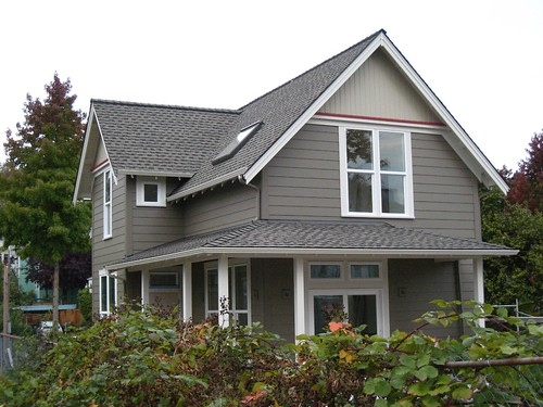 Details of home the karina exterior color - Benjamin moore gray mist exterior ...