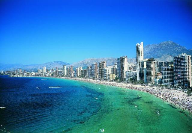 Benidorm - Playa Levante