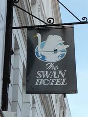 The Swan Hotel  111