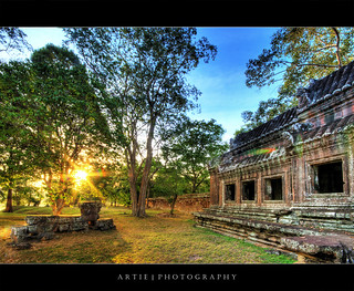 Good Morning Angkor! :: HDR