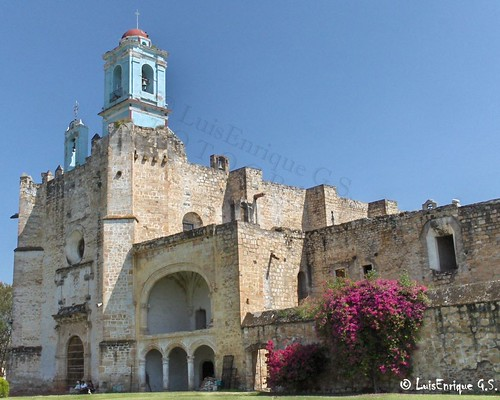 Ex Convento Huaquechula - Puebla, México