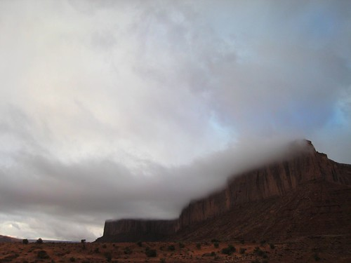 REZ, Monument Valley, Clouds, Arizona, Sout… IMG_1329