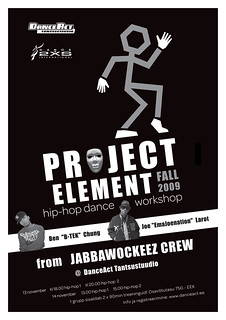 Project Element with Ben & Joe from JabbaWockeeZ