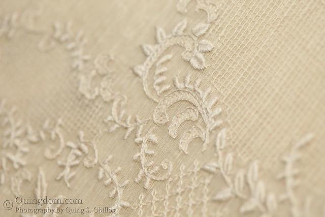 Piña Barong Fabric