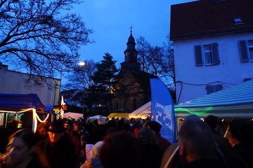Weihnachtsmarkt Praunheim 2009