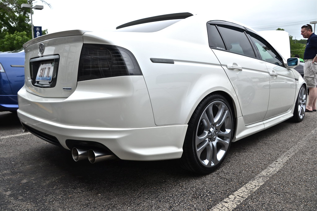Matte White Acura Tl >> Acura TL Type-S | Flickr - Photo Sharing!