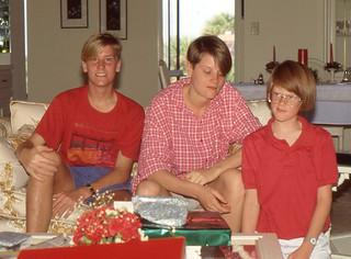 Fort Pierce - Loyd's Children at Dad's Condominium (1987)
