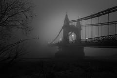 Hammersmith Fog by esslingerphoto.com✈ (Back from Ireland)