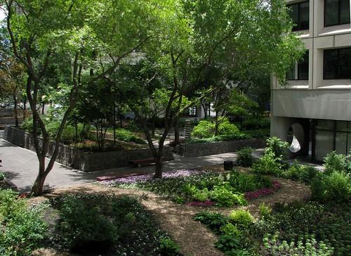 Winnipeg Downtown Places Downtown Places Japanese Gardens