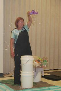 Auntie Gravity Bubble Program