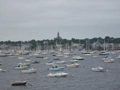 Classic Marblehead Harbor Shot