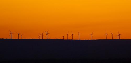 windmill nikon windfarm lakechamplain d60 70300mmvr summer2009
