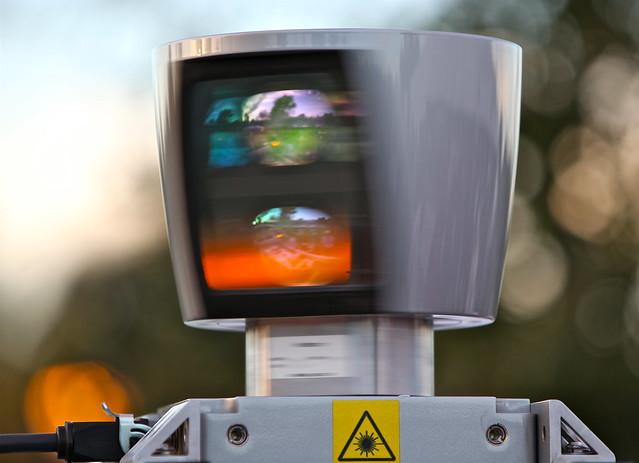Velodyne High-Def LIDAR