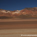 Red, Blue; Lonely Too - Salar Tour, Bolivia