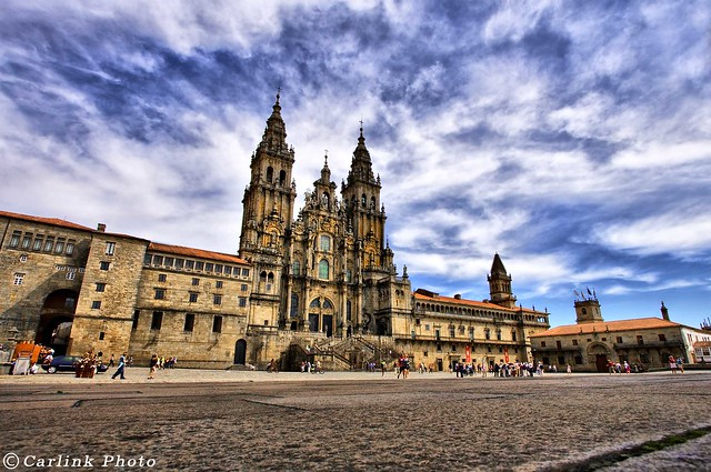 Santiago de Compostela - Obradoiro