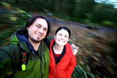 sean & rachel in tryon creek    MG 9522