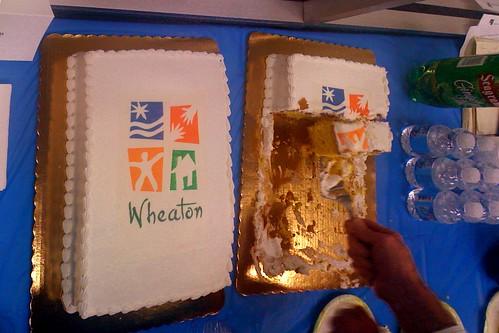Wheaton Cake