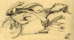 Moto design - m3