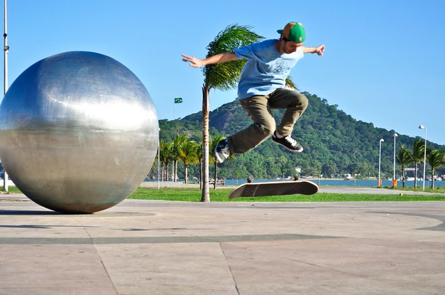Rodrigo Nollie Flip