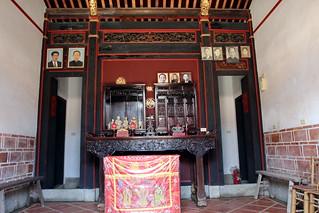 Sab, 09/13/2014 - 12:06 - 吳秀才厝 Wúxiùcáicuò Scholar Wu's Abode - Residence of Wuxiucai - 烈嶼吳秀才厝