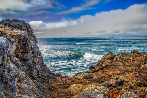 palosverdespeninsula california pacificocean water waves southern clouds sky ocean landscape sea bluffcove
