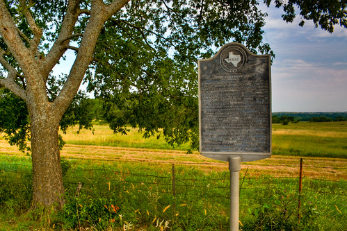 texas unitedstates decatur remote historicalmarker hdr photomatix tonemapped