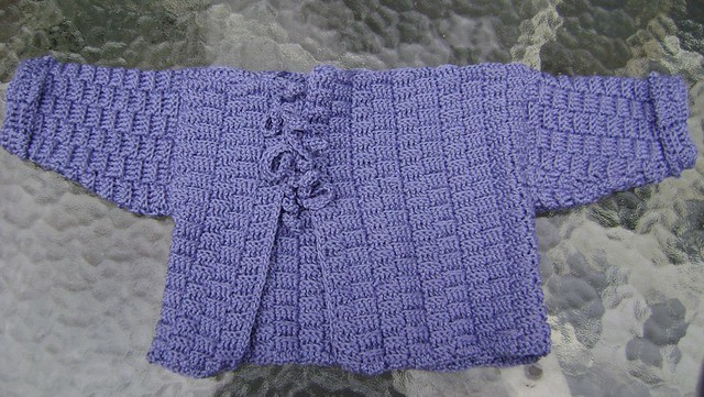 Free Crochet Patterns For Kimono Sweater : FREE PATTERN FOR CROCHET KIMONO STYLE BABY SWEATER