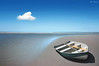 My Boat Wants To Sail by Ben Heine
