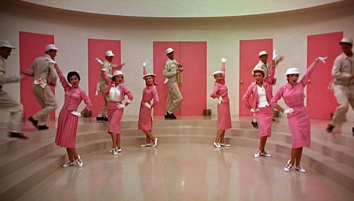Think Pink | Glass of Fashion - photo#19