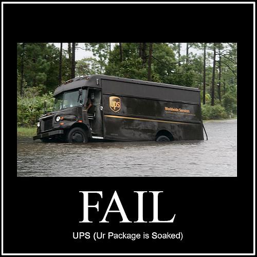 Funny Ups Meme : Ups fail flickr photo sharing