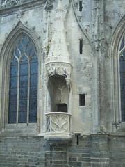 Détails sur l'église Notre Dame
