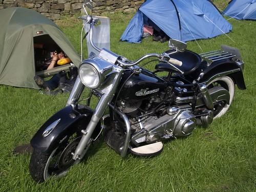 Harley-Davidson Drifter Motorbikes